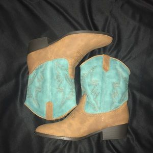 American Eagle Cowgirl Boots